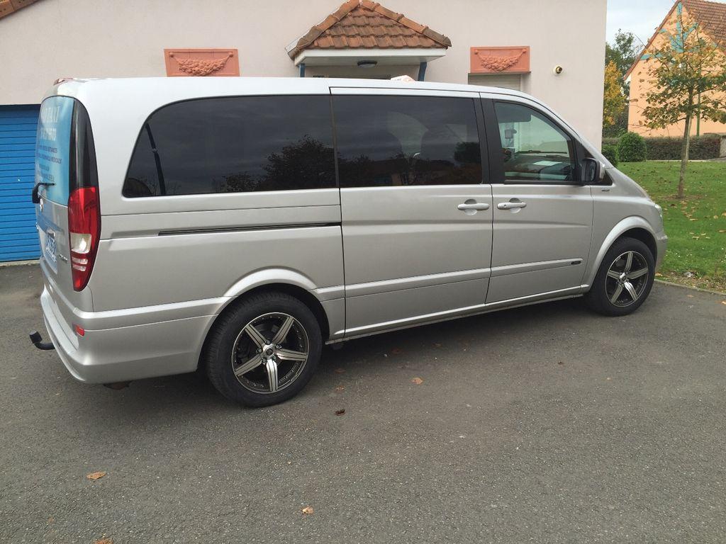 Taxi Val-de-Reuil: Mercedes