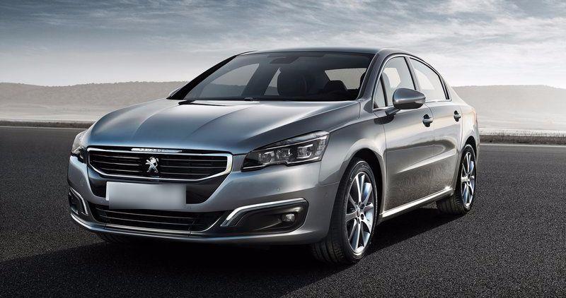 VTC Ploemeur: Peugeot