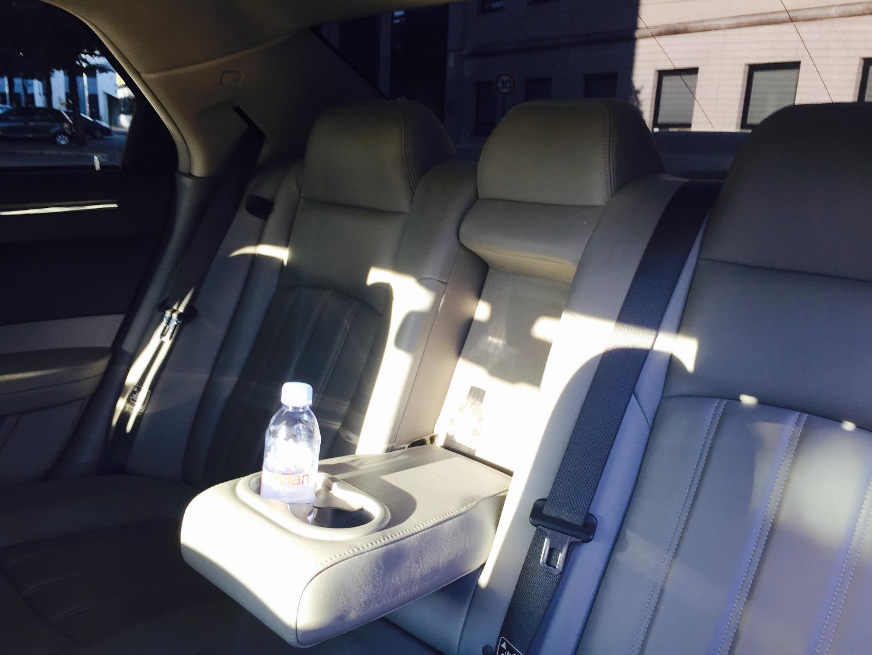 Taxi Clichy: Chrysler