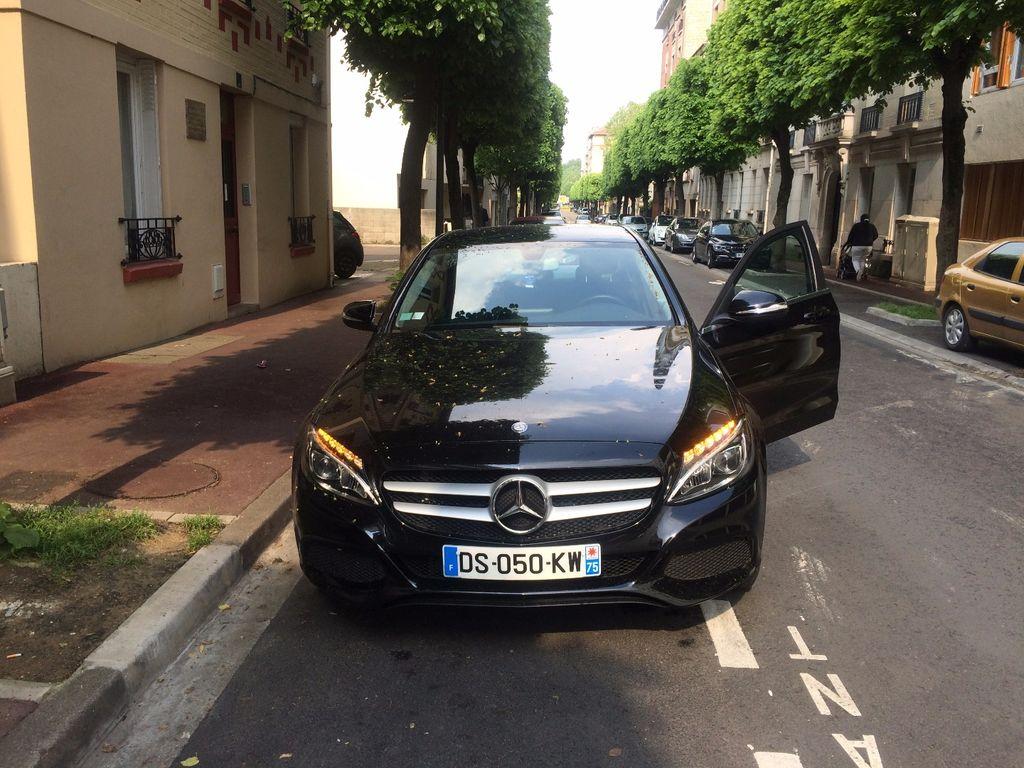 VTC Chasse-sur-Rhône: Mercedes