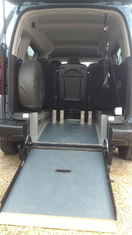 Taxi Montech: Peugeot