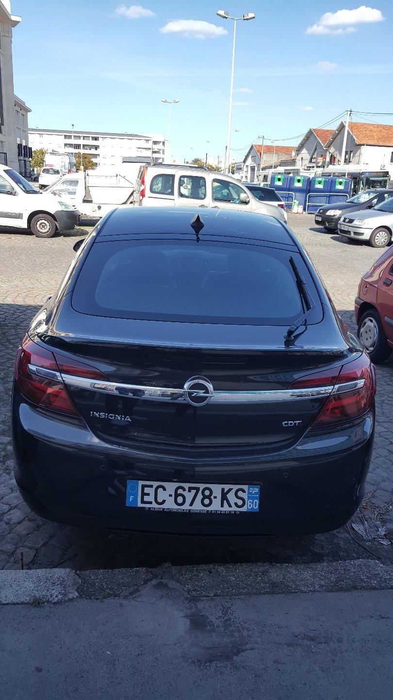 Taxi Bordeaux: Opel
