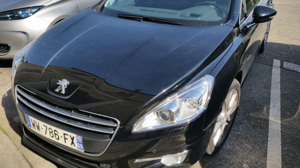 Taxi Rillieux-la-Pape: Peugeot