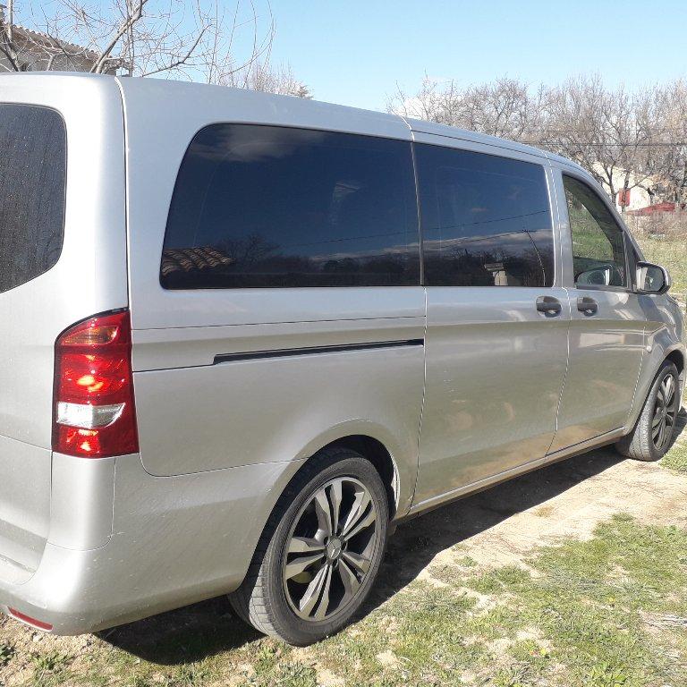VTC Lacoste: Mercedes