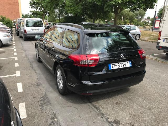VTC Ronchin: Citroën