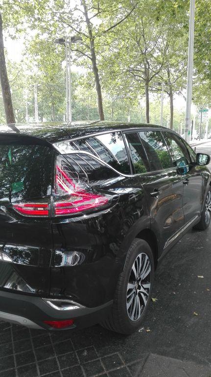 VTC Lizy-sur-Ourcq: Renault
