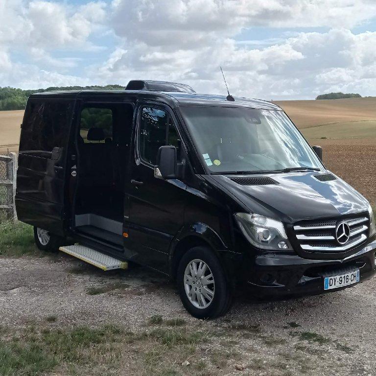Taxi Foissy-sur-Vanne: Mercedes