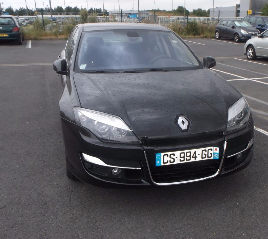 Taxi Aulnay-sous-Bois: Renault