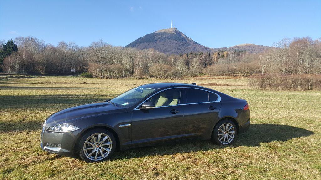 VTC Clermont-Ferrand: Jaguar