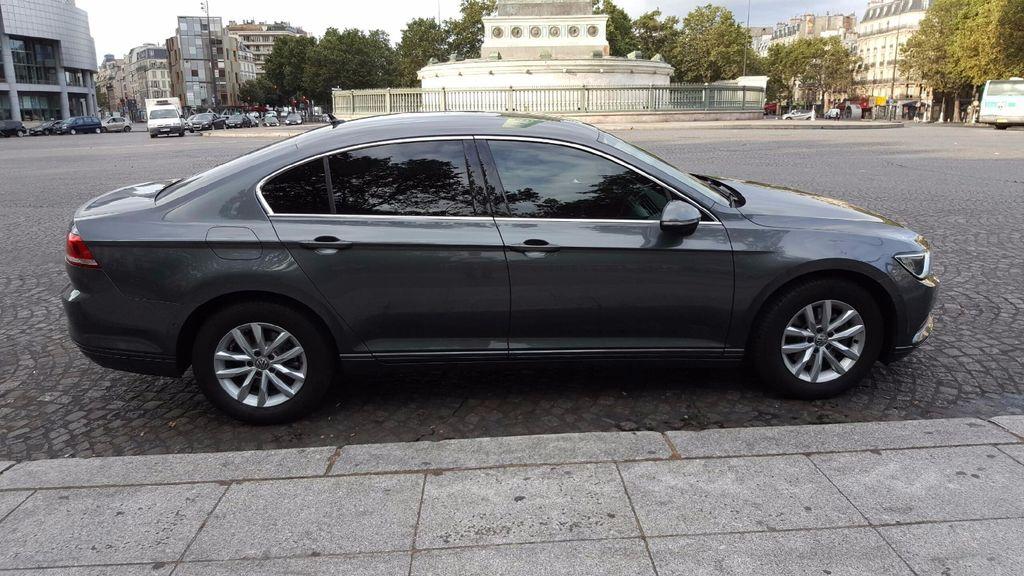 Taxi Clichy: Volkswagen