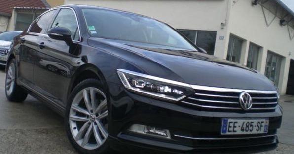 Taxi Colombes: Volkswagen