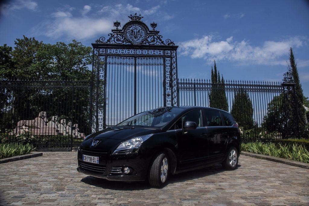Taxi Marly-le-Roi: Peugeot
