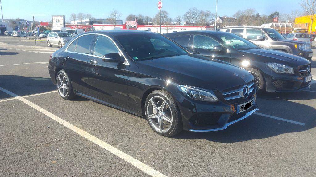 VTC Kervignac: Mercedes