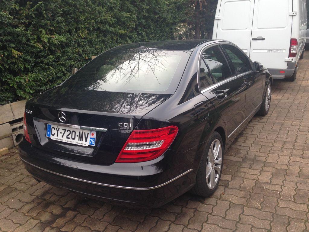 VTC Corbeil-Essonnes: Mercedes