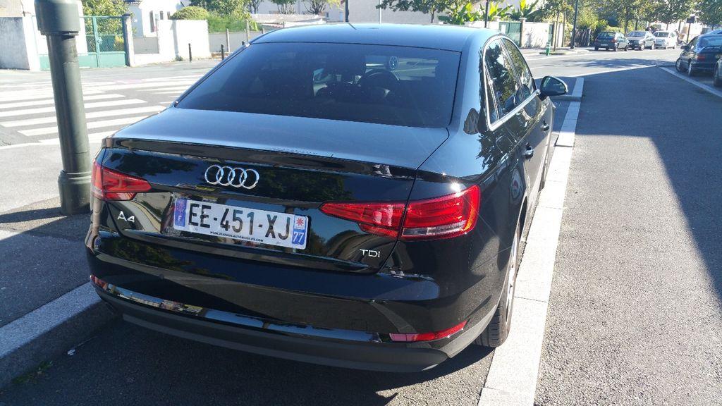 Taxi Meaux: Audi