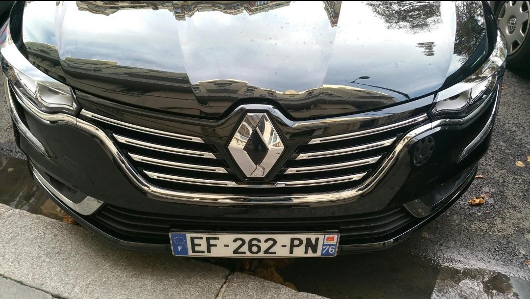 Taxi Meaux: Renault