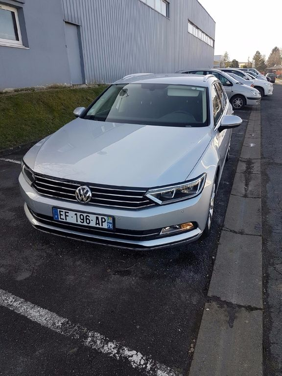 Taxi Meaux: Volkswagen