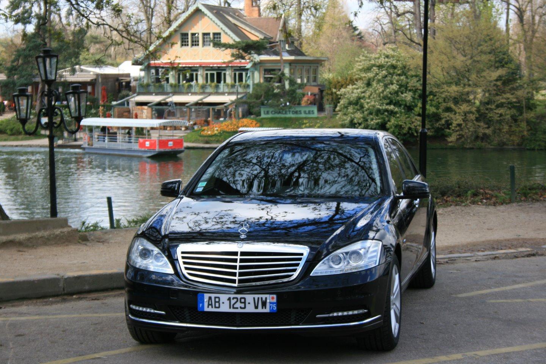 Taxi Villemoisson-sur-Orge: Mercedes