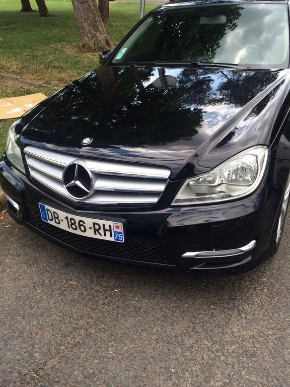 VTC Villepinte: Mercedes