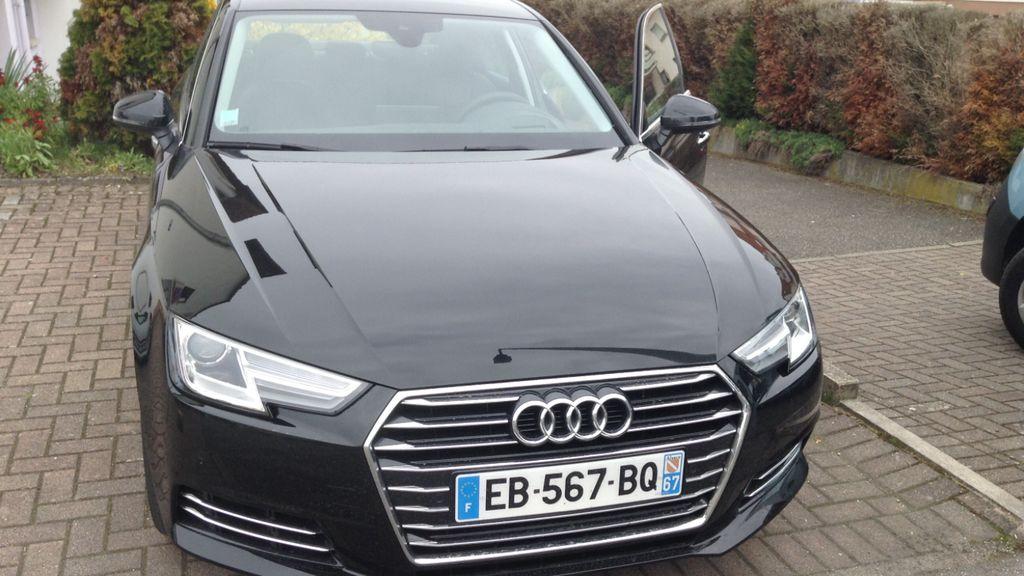 VTC Haguenau: Audi
