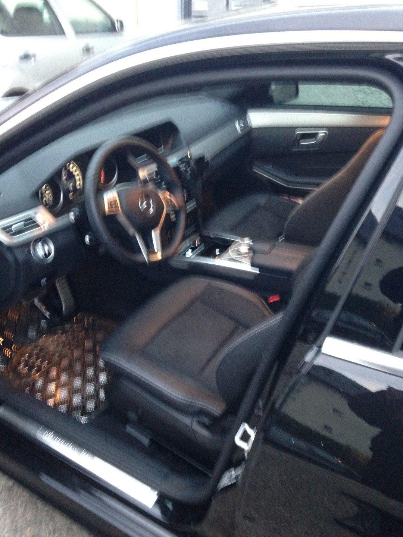 VTC Pantin: Mercedes