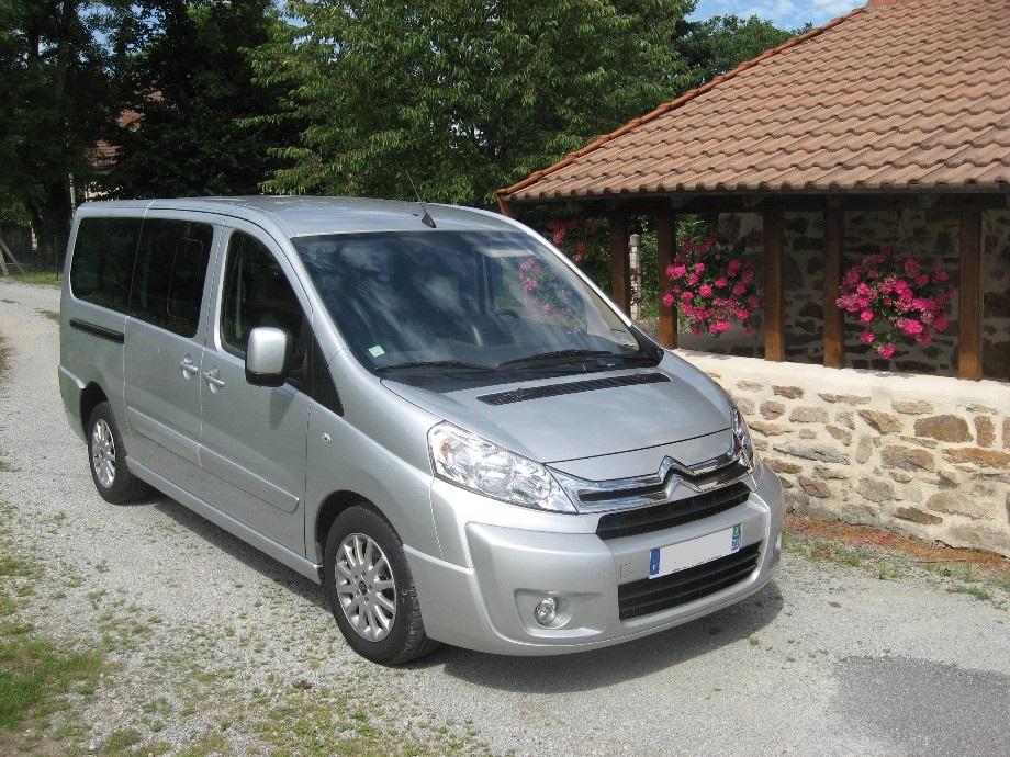 Taxi Saint-Maurice-la-Souterraine: Citroën