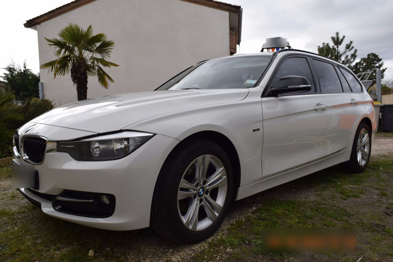 Taxi Audenge: BMW