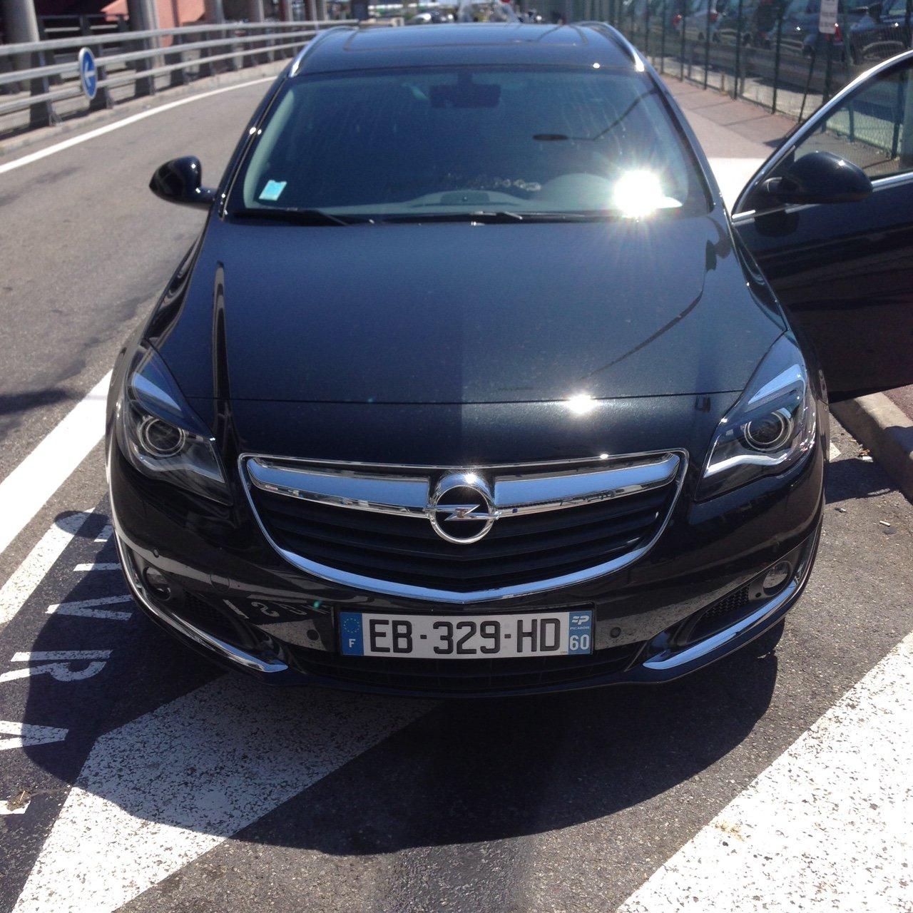 Taxi Saint-Cézaire-sur-Siagne: Opel