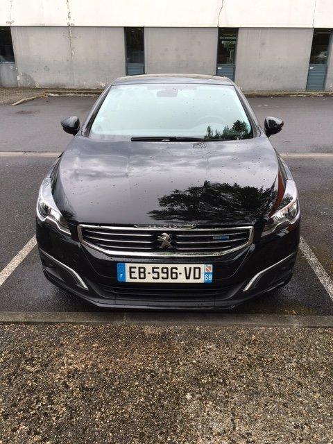 VTC Montmorency: Peugeot