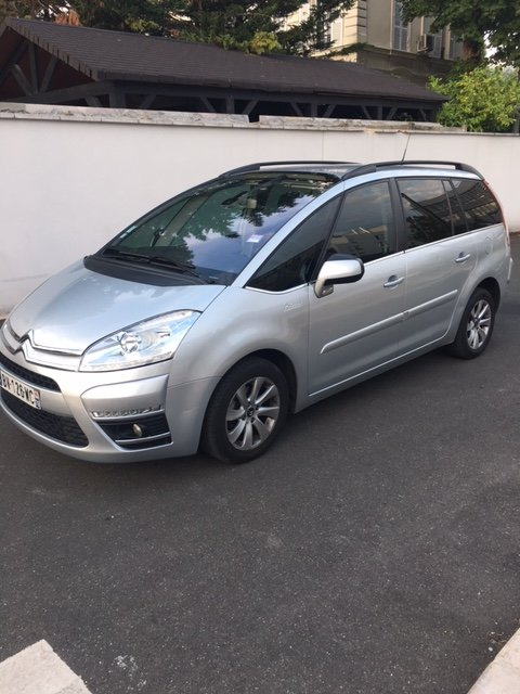 VTC Montmorency: Citroën