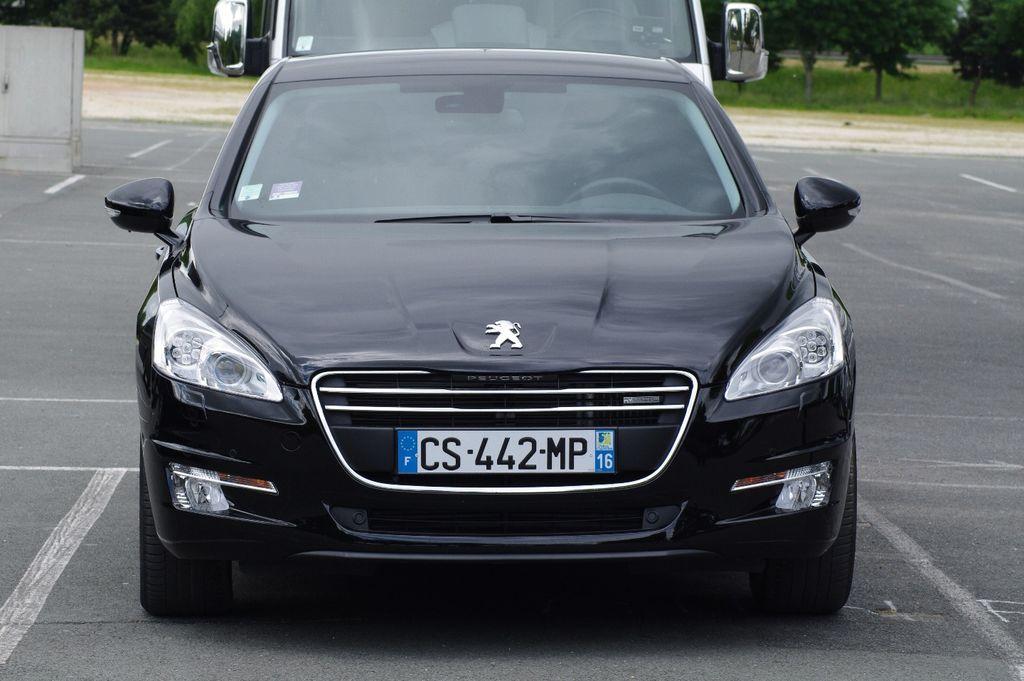 VTC Cognac: Peugeot