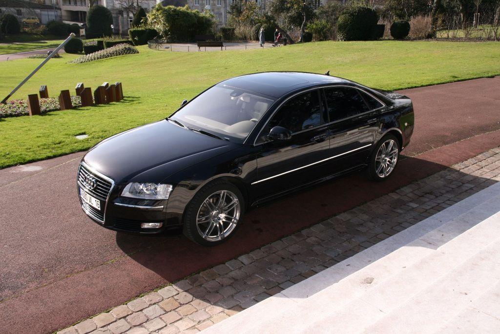 VTC Cognac: Audi
