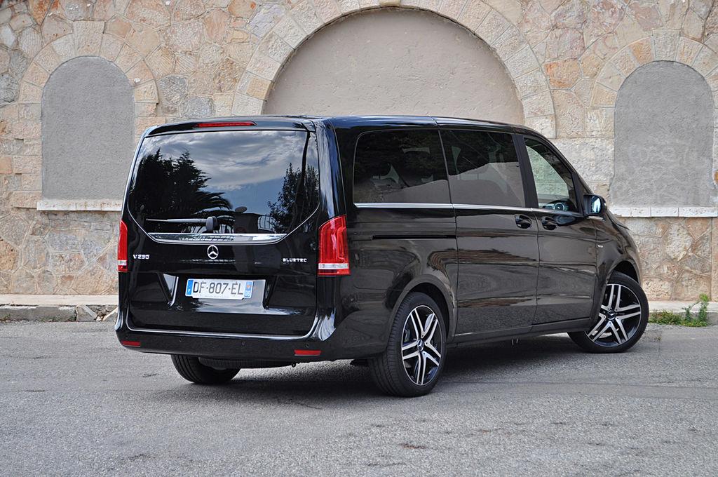 VTC Cognac: Mercedes