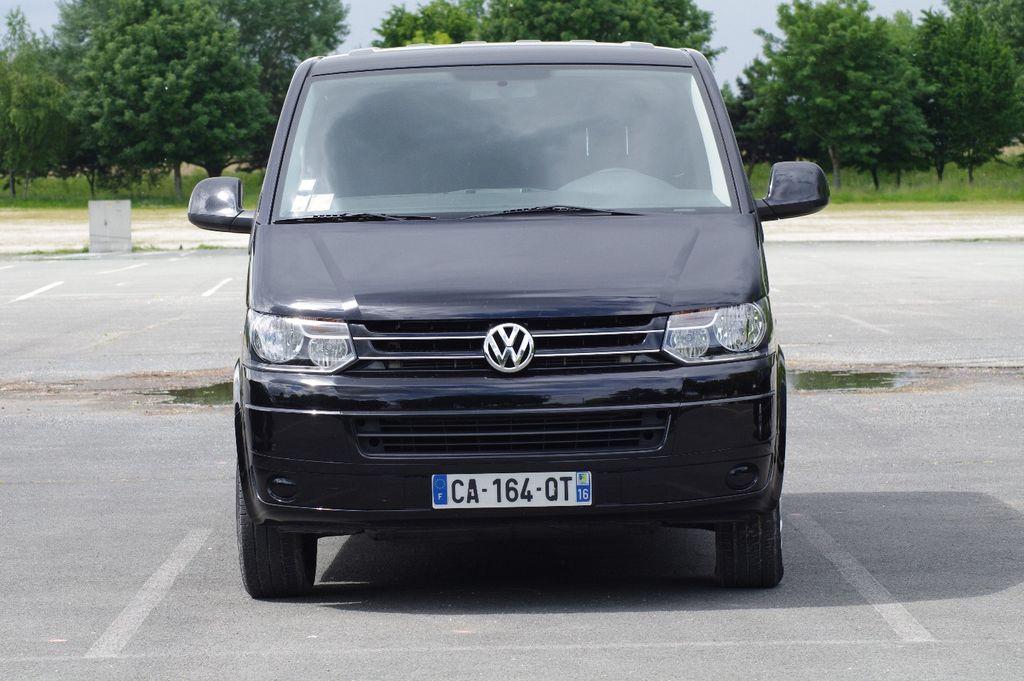 VTC Cognac: Volkswagen