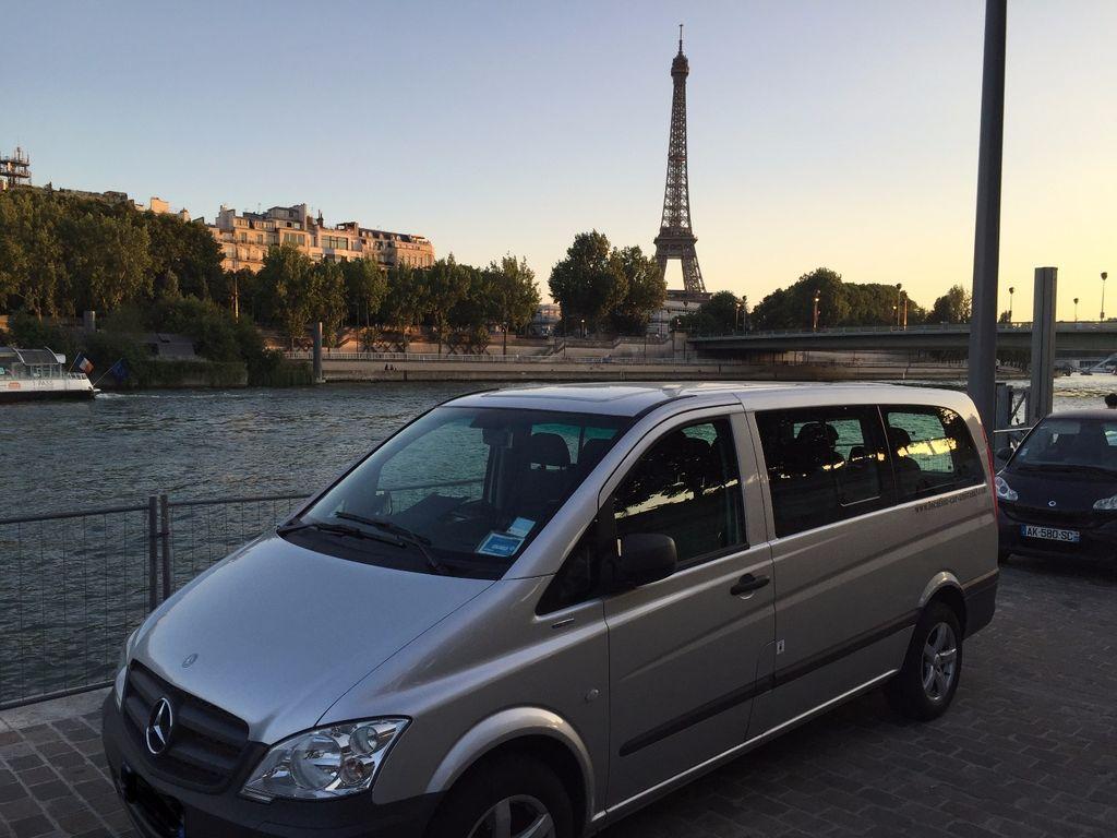 Taxi Saint-Cyr-l'École: Mercedes
