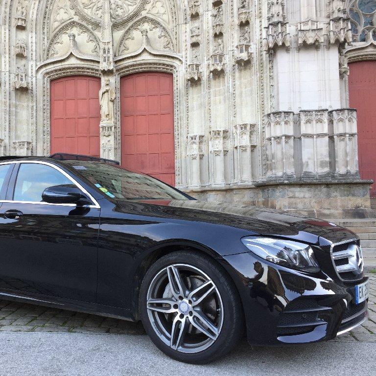 VTC Mouais: Mercedes