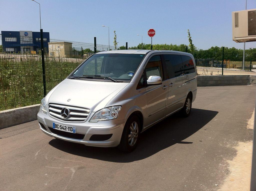 VTC Genlis: Mercedes