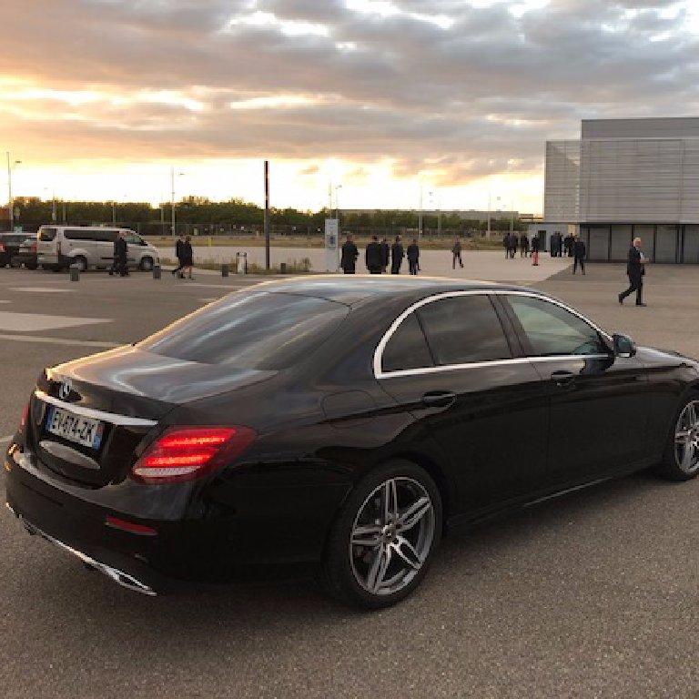 VTC Launaguet: Mercedes