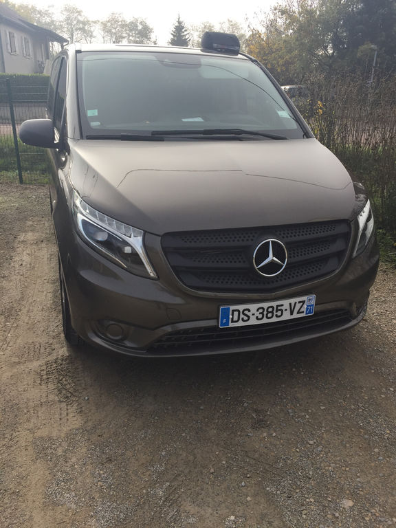 Taxi Chagny: Mercedes
