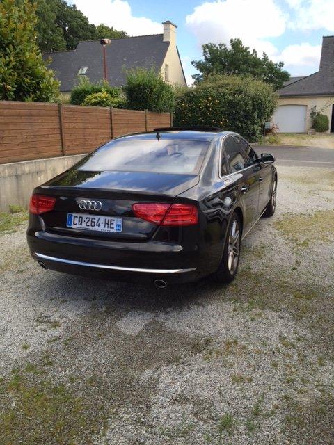 VTC Le Conquet: Audi