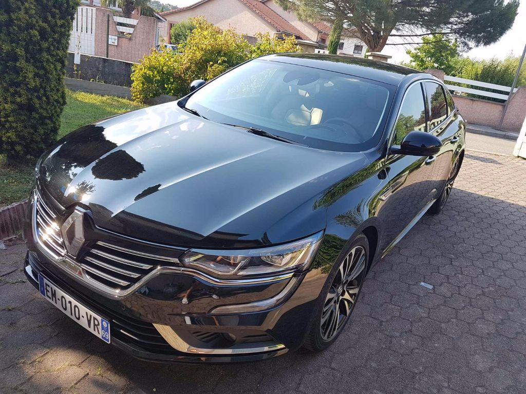 Taxi Genas: Renault