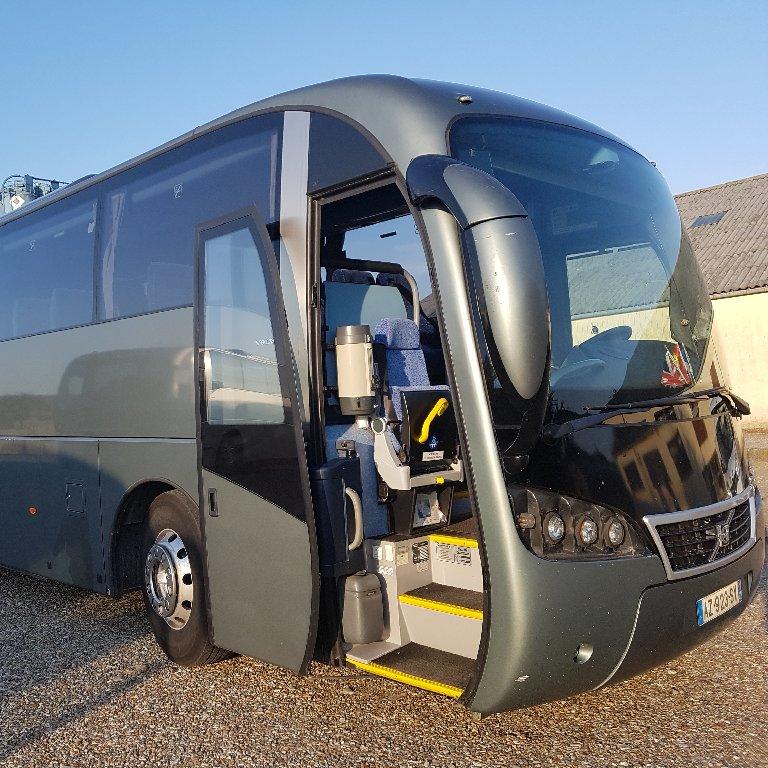 Autocariste Abbeville: Volvo