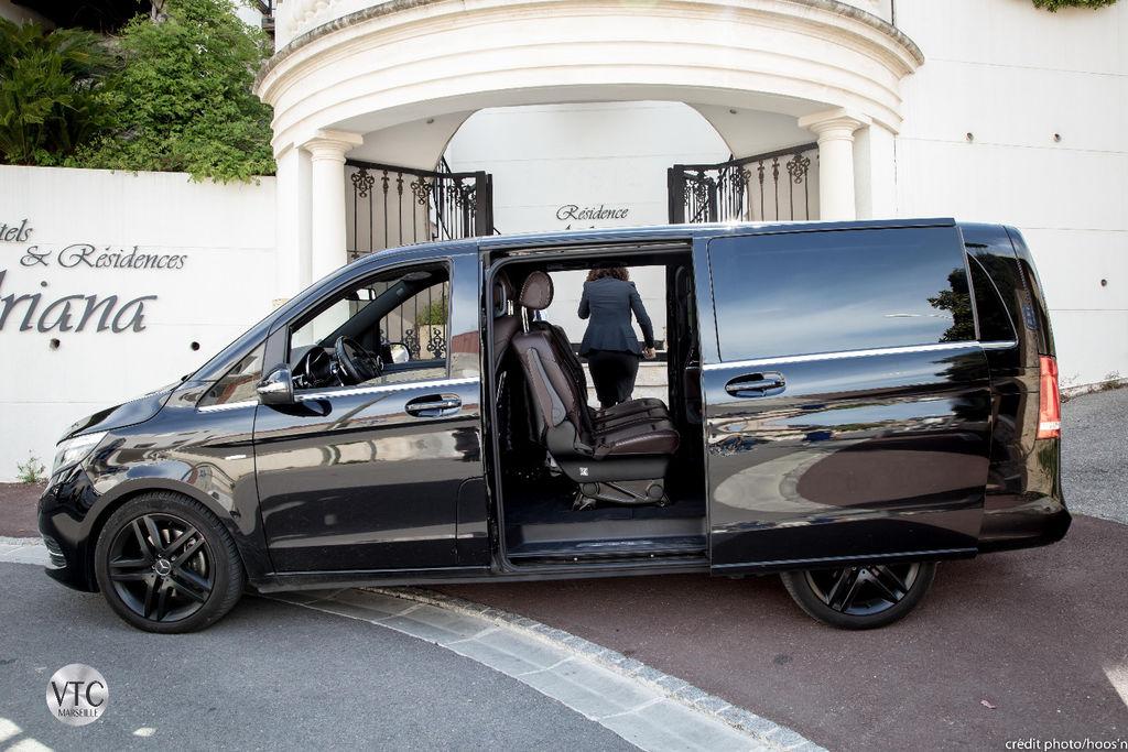 VTC Martigues: Mercedes