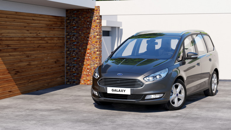 Taxi Sausset-les-Pins: Ford