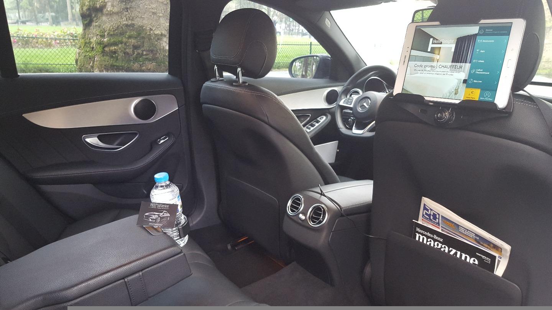 VTC Le Coudray-Montceaux: Mercedes