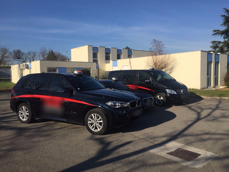 Taxi Charmes-sur-l'Herbasse: BMW