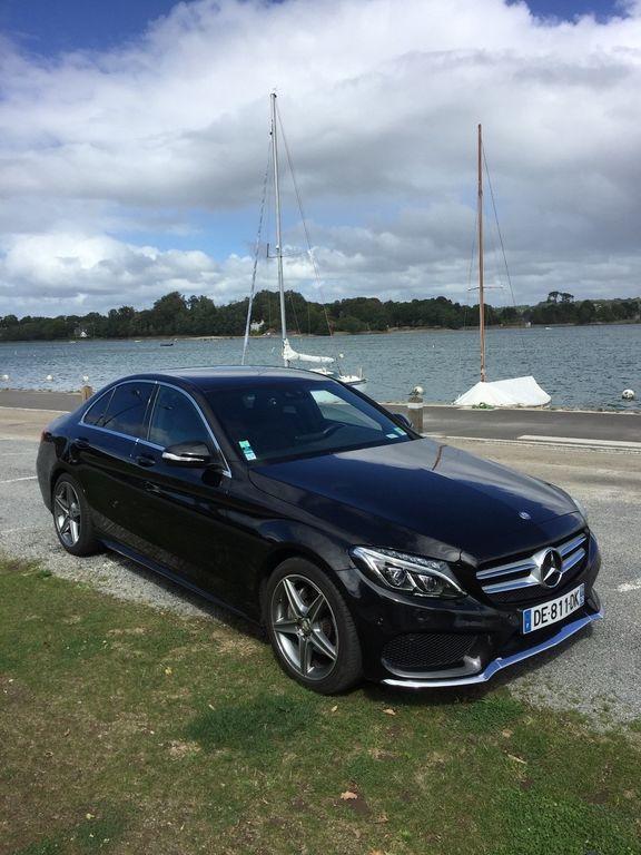 VTC Saint-Évarzec: Mercedes