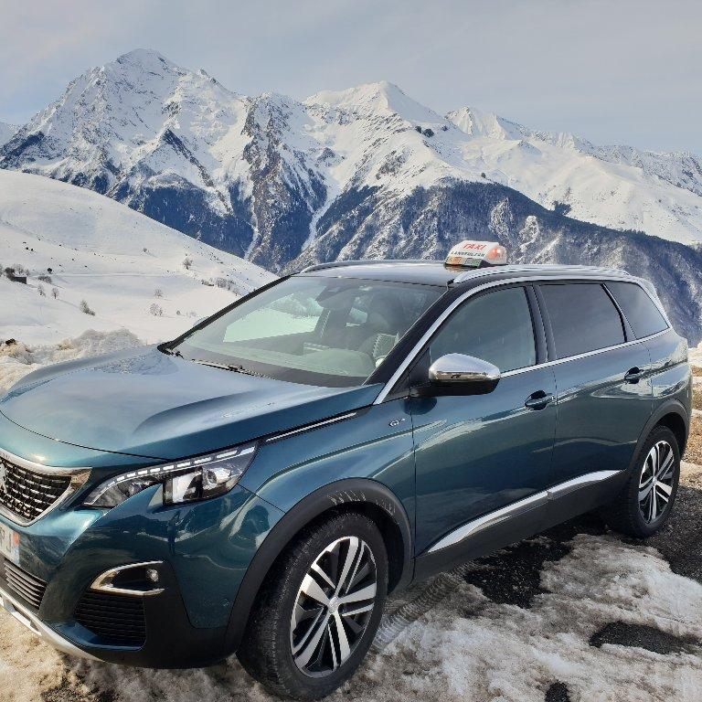 Taxi Lannemezan: Peugeot