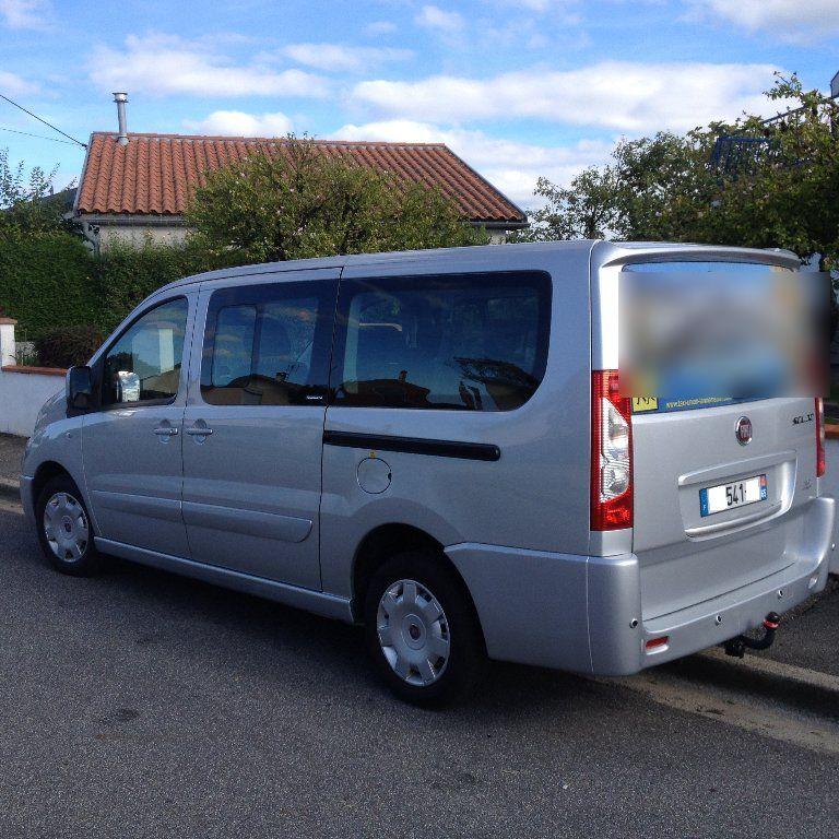 Taxi Lannemezan: Fiat
