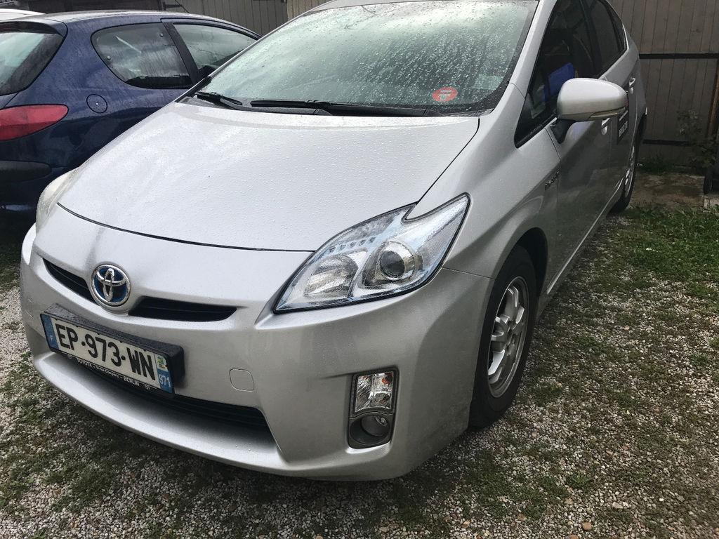 VTC Tremblay-en-France: Toyota